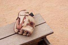 De handschoen van het honkbal Royalty-vrije Stock Afbeelding