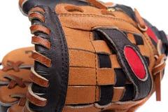 De handschoen van het honkbal Royalty-vrije Stock Afbeeldingen
