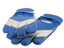 De handschoenen van de voetbal Royalty-vrije Stock Foto