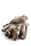 De handschoenen van de winter stock foto's
