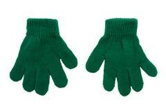 De Handschoenen van de winter royalty-vrije stock afbeelding