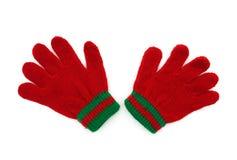 De Handschoenen van de winter Royalty-vrije Stock Fotografie