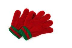 De Handschoenen van de winter royalty-vrije stock foto's