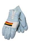 De handschoenen van de winter Stock Afbeeldingen