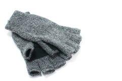 De Handschoenen van de wol stock afbeeldingen