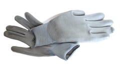 De handschoenen van het werk Stock Afbeelding