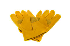 De handschoenen van het werk Royalty-vrije Stock Afbeeldingen