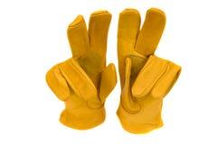 De handschoenen van het werk Royalty-vrije Stock Afbeelding