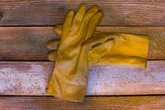 De handschoenen van vrouwen Royalty-vrije Stock Fotografie