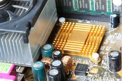 De Hardware van de computer. Royalty-vrije Stock Afbeeldingen