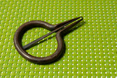 De harp van Jood Stock Foto