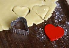 De harten van het zweet Stock Foto's