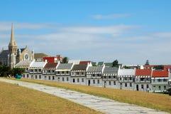 De Haven Elizabeth Zuid-Afrika van de Straat van Donkin Stock Foto's