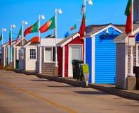 De haven Massachusetts de V.S. van Cape Cod Provincetown Royalty-vrije Stock Fotografie