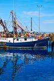 De haven Massachusetts de V.S. van Cape Cod Provincetown Royalty-vrije Stock Foto's