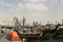 De Haven Saeed van Doubai Stock Fotografie