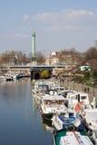 De haven van Arsenaal Royalty-vrije Stock Afbeeldingen