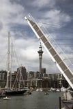 De haven van Auckland Royalty-vrije Stock Fotografie