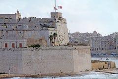 De haven van Cagliari, Italië Royalty-vrije Stock Foto