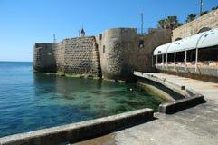 De haven van de acre royalty-vrije stock afbeeldingen