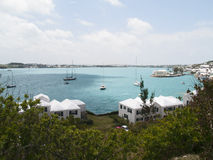 De Haven van de Bermudas Stock Foto