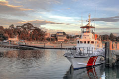 De Haven van de boot Stock Foto