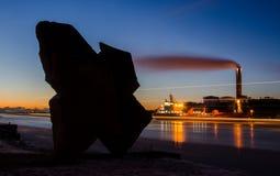 De haven van Gothenburg Royalty-vrije Stock Afbeelding
