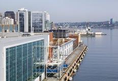 De Haven van Halifax Royalty-vrije Stock Afbeeldingen
