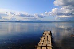 De Haven van het meer Stock Fotografie