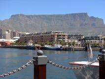 De Haven van Kaapstad met stock afbeelding
