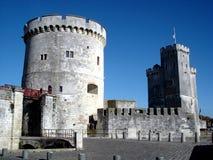 De Haven van La Rochelle stock afbeeldingen