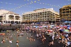 De haven van Muelle Royalty-vrije Stock Afbeeldingen