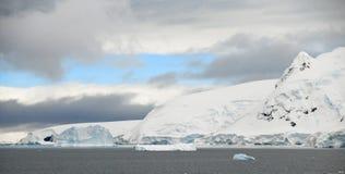 De Haven van Neko en Flarden van Blauw Royalty-vrije Stock Fotografie