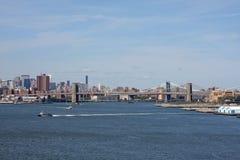 De Haven van New York Royalty-vrije Stock Afbeelding