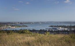 De Haven van Portsmouth, het UK Royalty-vrije Stock Afbeelding