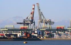 De Haven van Rotterdam Royalty-vrije Stock Foto