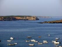 De haven van Sagres royalty-vrije stock afbeeldingen