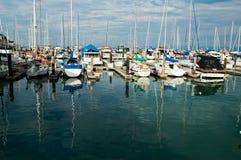 De haven van San Francisco Royalty-vrije Stock Afbeeldingen