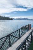 De Haven van Tahoe van het meer stock afbeeldingen