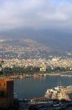 De haven van Turkije Stock Afbeeldingen