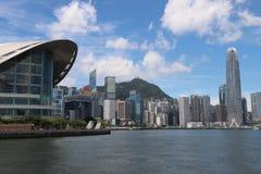 De Haven van Victoria, Hongkong Royalty-vrije Stock Afbeeldingen