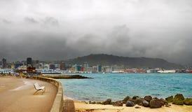 De Haven van Wellington, Nieuw Zeeland royalty-vrije stock fotografie