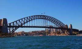 De havenbrug van Sydney stock afbeelding