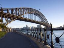 De havenbrug van Sydney Stock Fotografie