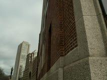 De Havengang van Boston Stock Foto