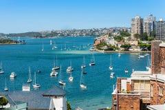 De havens van Sydney Stock Afbeelding