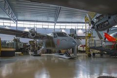 De Havilland Canada dhc-6 bliźniaka wydra Obrazy Royalty Free