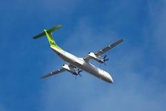 De Havilland Canada DHC-8-402Q Dash 8 Stock Image