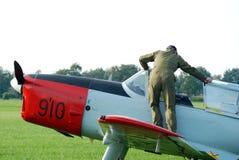 de Havilland Chipmunk Zdjęcia Royalty Free