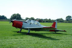 De Havilland Chipmunk Royalty Free Stock Photos